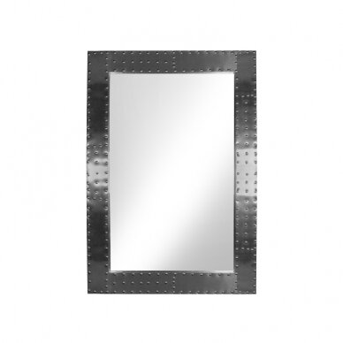 GABBIANO konsolės veidrodis BARBER BOSS ALU