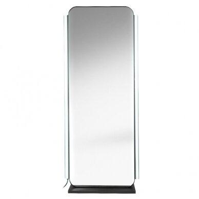 Kirpyklos dvipusis veidrodis su apšvietimu GABBIANO DS2 2