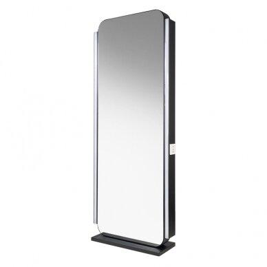 Kirpyklos dvipusis veidrodis su apšvietimu GABBIANO DS2 3