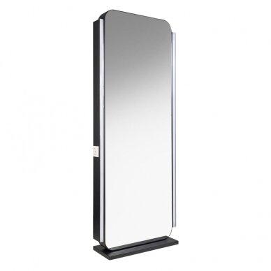 Kirpyklos dvipusis veidrodis su apšvietimu GABBIANO DS2