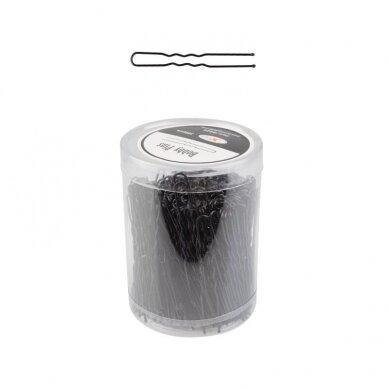 Segtukai plaukams E-65 300vnt. 6cm 2