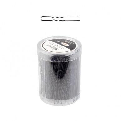 Segtukai plaukams E-65 300vnt. 7cm 2
