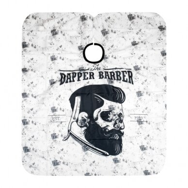 Kirpyklos peniuaras DAPPER BARBER 2