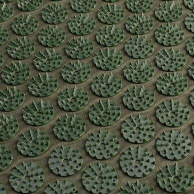 Akupresūros kilimėlis ir pagalvė ACTIVFIZJO, žalia sp. 4