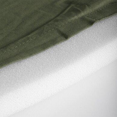 Akupresūros kilimėlis ir pagalvė ACTIVFIZJO, žalia sp. 5