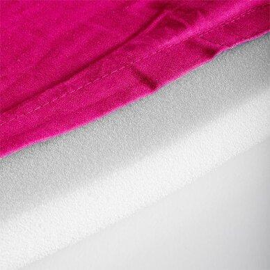 Akupresūros kilimėlis ir pagalvė ACTIVFIZJO, rausva-balta sp. 5