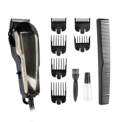Plaukų kirpimo mašinėlė KES-201 2