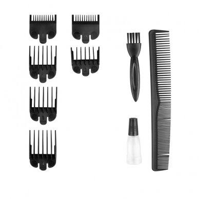 Plaukų kirpimo mašinėlė KES-201 3