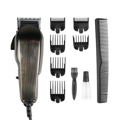 Plaukų kirpimo mašinėlė KES-201 5