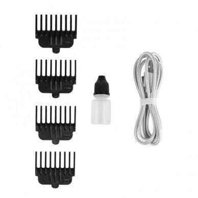 Belaidė plaukų kirpimo mašinėlė - trimeris KES-306 4