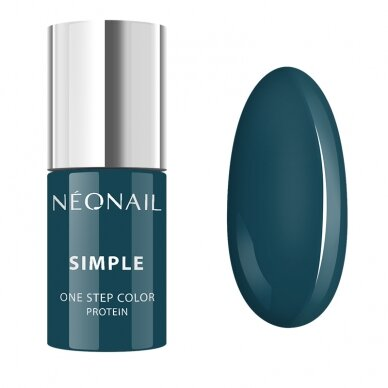 NEONAIL hibridinis lakas SIMPLE 3 in 1. 7,2 g - MAGICAL