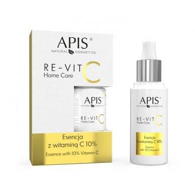 Apis RE-VIT C HOME CARE 10% Vitamino C esencija, 30ml