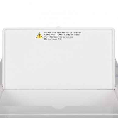 Autoklavas LAFOMED LFSS03AA LCD KL. B  AQUA, 3L 4