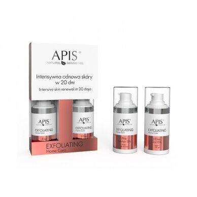 APIS EXFOLIATING HOME CARE intensyvus odos atnaujinimas per 20 dienų