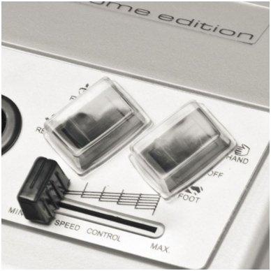 Freza JD500 SILVER, sidabrinės spalvos 3