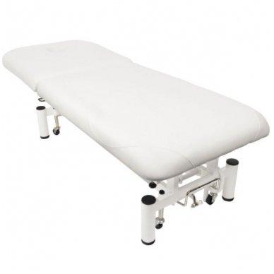 Elektrinis masažo stalas AZZURRO 684, baltos sp. 2