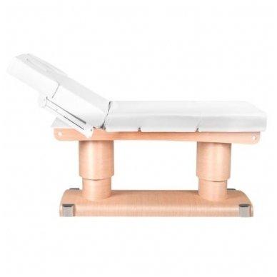 SPA masažo lova - gultas  AZZURRO 838, baltos sp.