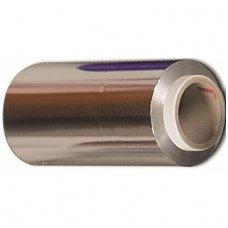 Aliuminio folija, plotis 12 cm, 80 m