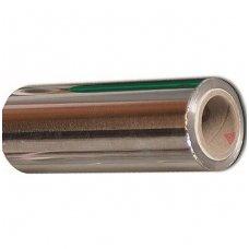 Aliuminio folija, plotis 13 cm, 80 m