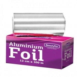 Aliuminio folija, 12 cm x 100 m, dėžutėje