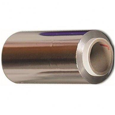Kiepe aliuminio folija, plotis 12 cm, 80 m