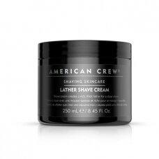 AMERICAN CREW šilkinis skutimosi kremas, 250 ml