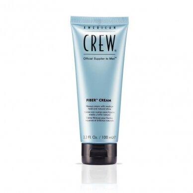 AMERICAN CREW Fiber Cream pasta plaukų stilizavimui, 100g