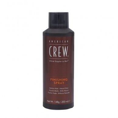 AMERICAN CREW Finishing Spray MEDIUM HOLD vidutinės fiksacijos plaukų lakas, 200ml