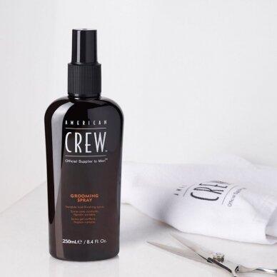 American Crew Grooming Spray fiksuojamasis purškiklis vyrams, 250 ml 2
