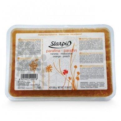 Apelsinų — persikų kvapo parafinas Starpil, 500 g 2
