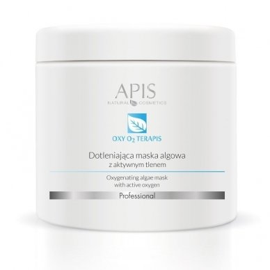 APIS alginatinė kaukė su aktyviu deguonimi, 250g