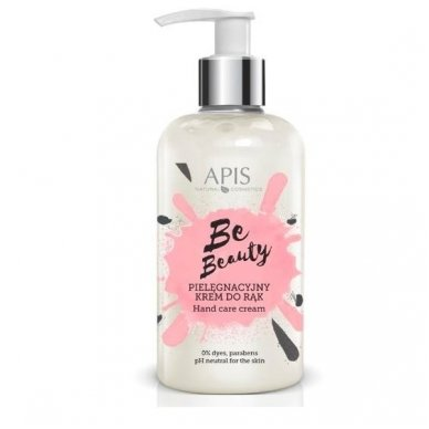 APIS Be Beauty - drėkinamasis kremas rankoms, 300 ml