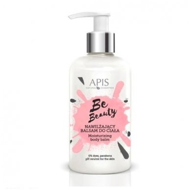 APIS Be Beauty drėkinamasis kūno balzamas, 300 ml