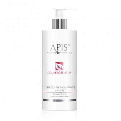 APIS Home Terapis tonikas kuperozinei odai su vitaminu C ir Beta-Karotenu, 300ml