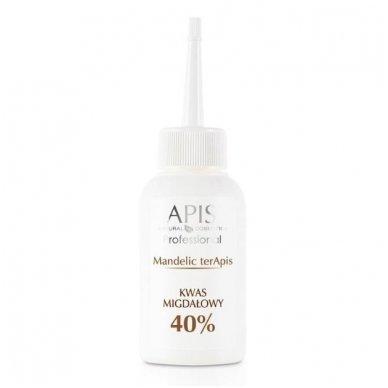 APIS Mandelic terApis migdolo rūgštis 40%, pH 1.5, 30ml