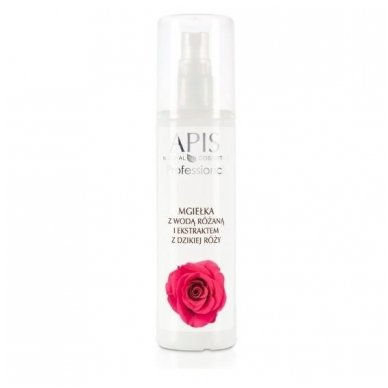 APIS migla su rožiu vandeniu ir laukinės rožės ekstraktu, 150 ml