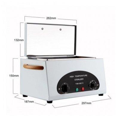 Aukštos temperatūros sterilizatorius YM-9011A 5
