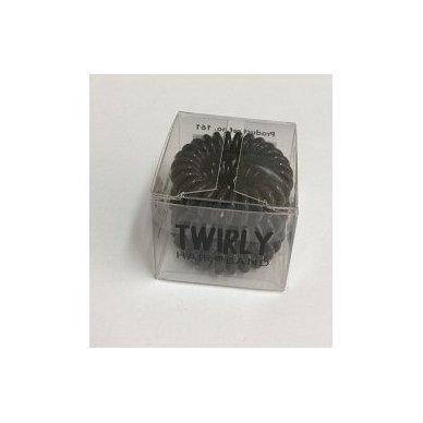 Kiepe spiralinės plaukų gumytės
