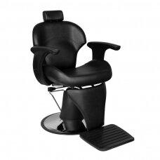 Barberio kėdė GABBIANO IGOR, juodos sp.