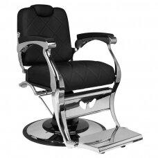 Barberio krėslas DARIO, juodos sp.