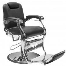 Barberio krėslas GABBIANO ANGELO, juodos sp.