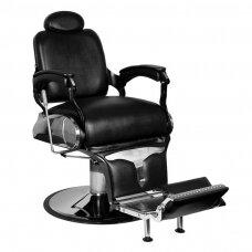 Barberio krėslas GABBIANO GIANNI, juodos sp.