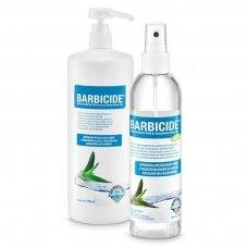 BARBICIDE purškiamas rankų ir odos dezinfekantas, 250 ml