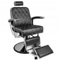 Barzdos kirpėjo kėde GABBIANO IMPERIAL, juodos spalvos
