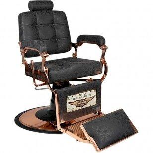 Barberio krėslas BOSS HD VARIO, juodos sp.