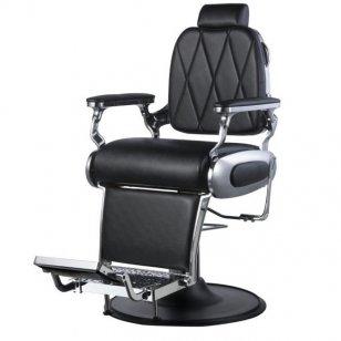 Barberio krėslas Weelko GALLANT, juodos sp.