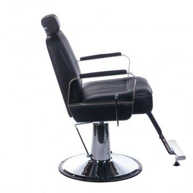Barberio krėslas BH-31237, juodos sp. 3