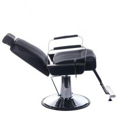 Barberio krėslas BH-31237, juodos sp. 4