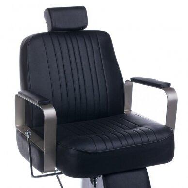Barberio krėslas BH-31237, juodos sp. 2