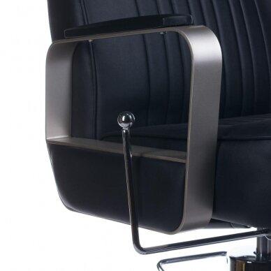 Barberio krėslas BH-31237, juodos sp. 7